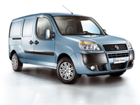 Fiat Doblo Cargo Maxi Natural gas